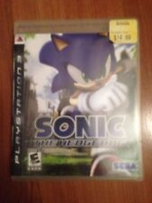 Sonic the Hedgehog (Sony PlayStation 3, 2007)