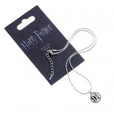 Harry Potter binario 9 3/4 Collana Con Licenza Ufficiale Warner Bros gioielli