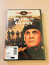 Paths Of Glory Dvd Kirk Douglas Sealed New Oop