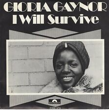 7inch GLORIA GAYNORI will surviveHOLLAND EX+ 1978 (S2468)