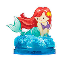 Magic Growing Mermaid - Kids Grow Your Own Crystals Kit Science Experiment Set