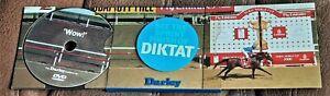 DIKTAT WOW THE DARLEY STALLIONS DVD 2000 HORSE RACING