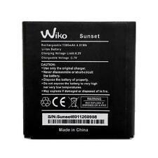 Batterie Telephone Wiko Sunset - Batterie D' Origine Wiko - Envoi Suivi - France
