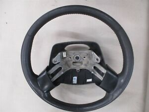 Steering Wheel Leather Wrapped JEEP WRANGLER Cherokee XJ TJ 1997-2002