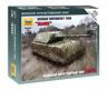 "Zvezda 6213, 1:100 War Game, WWII, ""Maus"", German super  heavy Tank, Plastikmod."