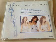 Gloria Estefan - Hold Me Thrill Me Kiss Me (UK 3-track CD single)