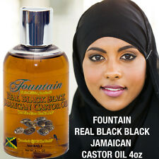 Natural hair growth serum, scalp treatment black castor oil, eyelash & brow oil