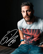 TOM HARDY #2 10X8 PRE PRINTED (SIGNED) LAB QUALITY PHOTO REPRINT - FREE DEL
