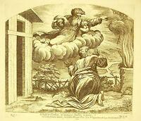 Such Sera ta Posterity Abraham Dieu La Bible No Chaperon 1649 Ap Raphael Vatican