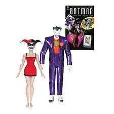 Batman TAS Mad Love Joker and Harley Quinn 2nd Edition Action Figure 2-pack