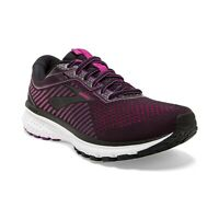 BROOKS Women's Ghost 12 Scarpe Running Donna Neutral BLACK PINK 120305 063