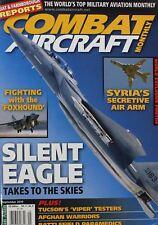 Combat Aircraft Monthly Magazine 2010 September Vol 11 No 9 Foxhound