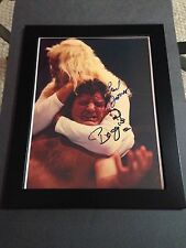 "Jimmy ""Boogie Woogie Man"" & #1 Paul Jones Dual Autographed/Framed 8X10 Photo!!"