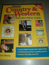 Country & Western record Price Guide Goldmine Tim Neely