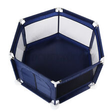 In/Outdoor Kids Playpen Play Fence Infant Toddler Creeping Ocean Ball Pit