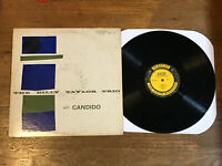 The Billy Taylor Trio and Candido LP - Prestige PRLP 7051 RVG