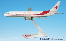 Air Algerie 737-800 Airplane Miniature Model Snap Fit Kit 1:200 Abo-73780H-014