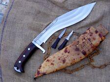 """12"""" 3 Chirra Kabjawal, Jungle knife, Khukuri, Knife-Real Working,Gk&Co"""