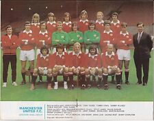 League Football (Review) 1972 / 73 No 710, Manchester United, Derby