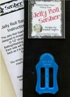 Jelly Roll Sasher. Ideal for Jelly Roll Rugs, Camden Bags etc.