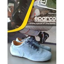 SCARPE SPARCO MOCASSINI - SPARCO SHOES - SPARCO SCHUHE SPARCO CHAUSSURES 38 BLUE