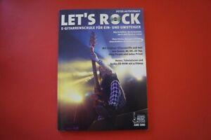 Let´s Rock E-Gitarrenschule für Ein- und Umsteiger (mit CD-ROM).Gitarrenbuch