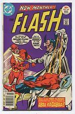 The Flash Vol.28 #247 (8.5) Two Flashes Abra Kadabra Cover 1977