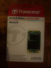 Transcend Ts256gmsa370 - Ssd370 256gb Msata 6gb/s MLC