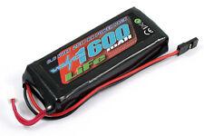 VOLTZ Batteria LiFe 2s 1600Mah 6,6v RICEVENTE JR - LUNGA - Mugen Asso - VZ0250