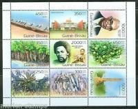 GUINEA BISSAU  2013 VASCO GABRAL & JOSE CARLOS SCHWARZ  SHEET MINT NEVER HINGED