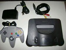 N64 Nintendo 64 super Console (NTSC) bundle Games CONTROLLER CHOICE ■US SELL A2