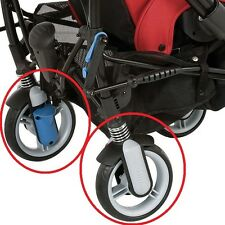 train arrière + freins + roues poussette Streety Bébé Confort neufs