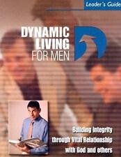 Dynamic Living for Men--Leader's Guide Burgin, Jody Paperback