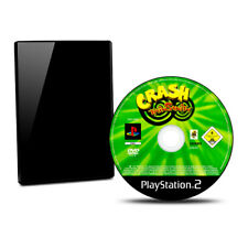 Playstation 2 - PS2 Jeu Crash - Twinsanity sans Emballage D'Origine sans Manuel