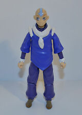 "2006 Water Nation Aang 5.5"" Mattel Action Figure Avatar the Last Air Bender"