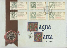 GB QEII  PNC COVER AND £2 COIN ROYAL MAIL MINT 2015 MAGNA CARTA