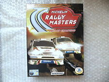 PC MICHELIN RALLY MASTERS RACE OF CHAMPIONS Infogrames 2000 3+ (WIN 95/98 - RARE