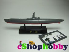 Furuta WWII Warship Collection Part 1 Japanese Submarine I-58