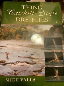 Tying Catskill Style Dry Flies