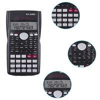 CALCULATOR SCIENTIFIC ELECTRONIC For OFFICE SCHOOL EXAMS GCSE WORK 12 DIGITS