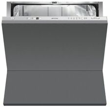 SMEG DI607 58cm High Built In Fully Integrated Compact Dishwasher