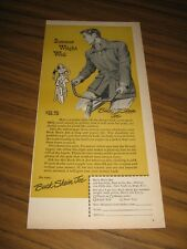 1947 Print Ad Buck Skein Joe Summer Weight Wool Jackets New York,NY