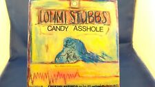 IOMMI STUBBS - Candy Asshole / Hard On - PORTLAND, OREGON GRUNGE- w/ Pic. Sleeve