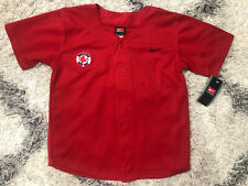 Boston Red Sox Nike Youth Red Jersey Medium (12/14) NWT