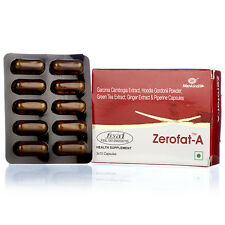Zerofat-A capsules for weight loss(10 capsules per strip)