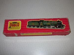 Hornby Dublo Castle 2 rail locomotive box only or spare
