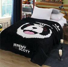 Adidas Jeremy Scott Panda Plaid Couverture Polaire 130 cm x 150 cm
