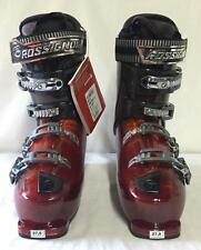 Rossignol Men's Synergy Sensor 2 100 Snow Ski Boots Red Black Mondo 28.5 NEW