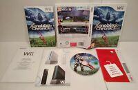 Xenoblade Chronicles - Jeu Nintendo WII - PAL français - Comme neuf - Complet