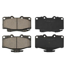 Premium Ceramic Disc Brake Pad FRONT NEW Set With Shims Fits Toyota KFE436-104